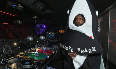Questlove - Heidi Klums Halloween